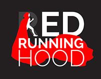 RED RUNNING HOOD | Brand Identity