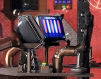Chimera Console Set 1: VFX Development