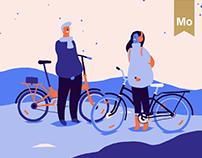 Let's bike it! - Winter Cycling 2016
