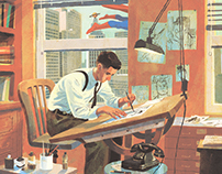 "Cover of ""The Joe Shuster Story"""