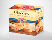 Products And Packaging – FREE To Download Biscotti Box