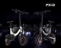 electric bike design