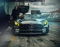 MERCEDES GT GT4