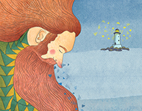 The Sailor | Illustration