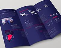 LATAM - Tri fold brochure