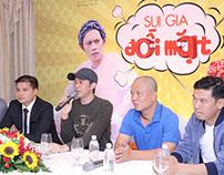 Liveshow Hoài Linh - Sui gia đối mặt