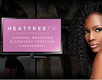 Heat Free® TV Branding