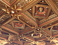 Substance Designer Palace Ceiling Material