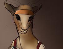 Lovely Gazelle