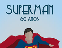 80 ANOS SUPERMAN