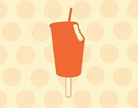 MOKA Dream Swirl Flavor - Poster Mock-up