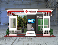 Exhibition Stand // Demirhan