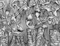 Anomalies I - Drawing