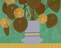 Autumnal Flowers Bouquet