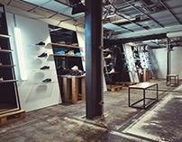 Relaunching NikeLab at Dover Street Market