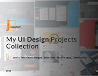 My UI Design Projects Collection