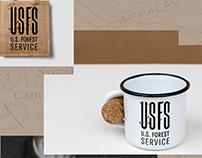 U.S. Forest Service Rebrand