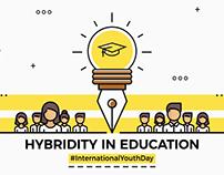 Banner Design - International Youth Day 2017