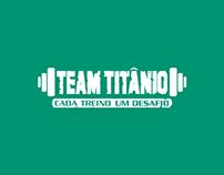 TEAM TITÂNIO - Mídias Sociais