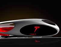 TESLA Autoshow Concept