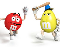 M&M's character test (2009)