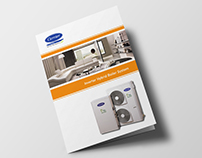 "Carrier: ""Inverter Hybrid Boiler System"" Brochure"