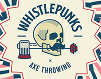 WhistlePunks Axe Throwing