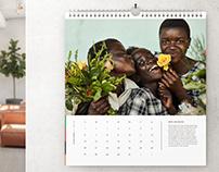 Day By De Calendar Design