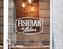 Fishbar de Milan - Identity