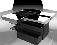 Mesa de Centro - Block