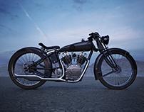 Brough Superior [FULL CGI]