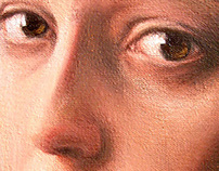 Moslima van Vermeer