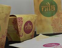 Nila Restaurant - Imagen de marca
