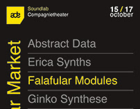 Falafular Modules - ADE Poster