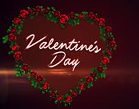 Valentine's Day Ident