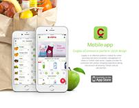 Cagdas eCommerce iOS &Andorid