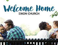 Eikon Church New Resident Postcard