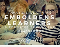 4 Ways E-Learning Emboldens Learners