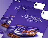Cadbury® POP Material
