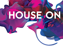 House On Fire Branding
