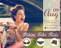 Event: Bikini Bike Ride