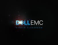 Dell EMC : Hybrid Classroom: Motion Graphics