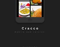 Cracco - mobile web version