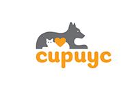 Logo for Sirius animal shelter