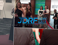 JDRF - Fundraising Gala Event