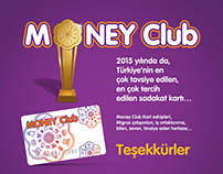 Money Club, Mediacat Magazine Advert
