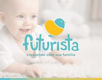 Rebranding Futurista