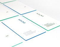 KOLME | Business Card