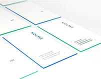 KOLME | Business Card