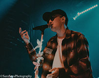 Gnash U, Me, & Us Tour 2016 HoB San Diego